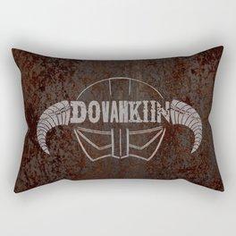 Dovahkiin Rectangular Pillow