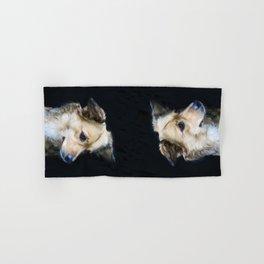 Dog Hand & Bath Towel