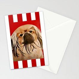 Peke Thurston Stationery Cards