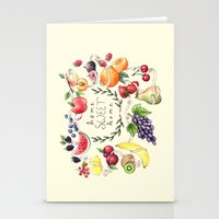 home sweet home Stationery Cards featuring Home Sweet Home by Brooke Weeber