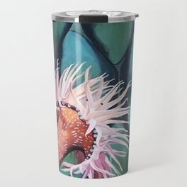 Anenome with Scales  Travel Mug