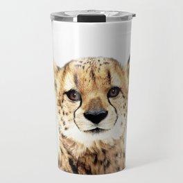 Cheetah Cub Travel Mug