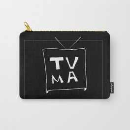 TV Mature Carry-All Pouch