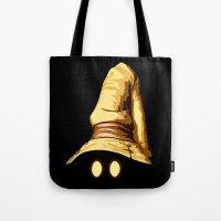 final fantasy Tote Bags featuring Vivi - Final Fantasy by Vortha