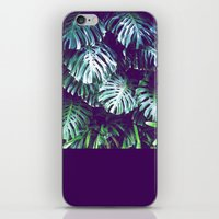 palms iPhone & iPod Skins featuring PALMS by Sorbetedelimon
