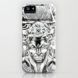 KID QUASAR AND THE ULTRA-MAGNETIC HI TOP FADE iPhone Case