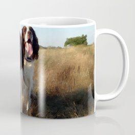 A Day In The Field Coffee Mug