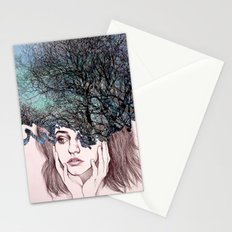 Scatterbrain Stationery Cards