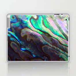 Pearlescent Abalone Shell Laptop & iPad Skin
