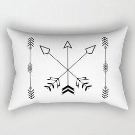 Tribal Basics Rectangular Pillow