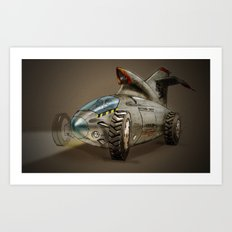 BTME007 Art Print