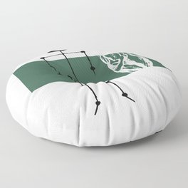 Body and Soul Floor Pillow