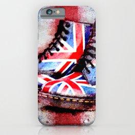 Dr Martens - Union Jack Flag iPhone Case