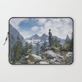 Over the Valley Laptop Sleeve
