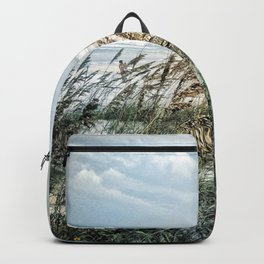 Florida Sand Dunes Backpack