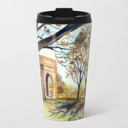 The Valley Garden, Harrogate Travel Mug
