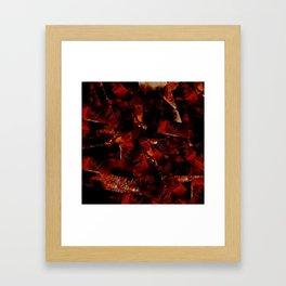 Wandering Soul Framed Art Print