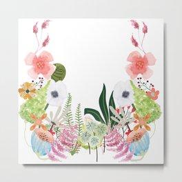Garden Bounty Metal Print