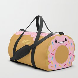Donut Fall For The  Looks Duffle Bag