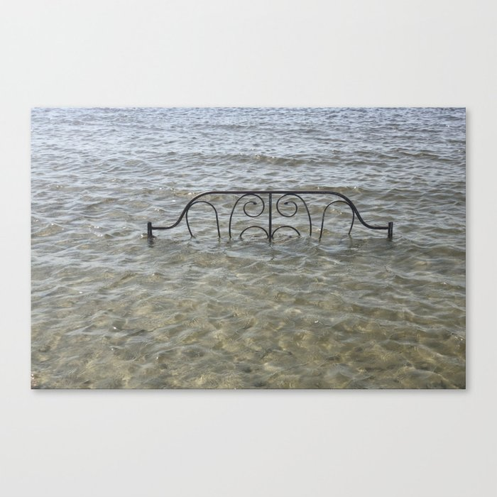 The Invisible World Canvas Print