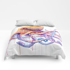 Octopus II Comforters
