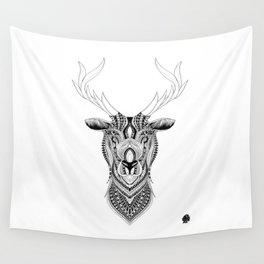 Elilia Stag Wall Tapestry