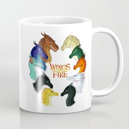Wings of Fire - All Together Coffee Mug