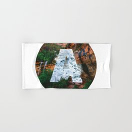 Alphabet - A Hand & Bath Towel