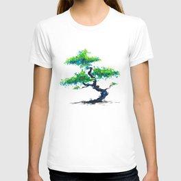 Blue Bonsai T-shirt