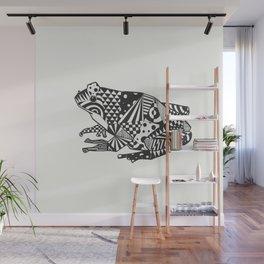 Froggy Wall Mural