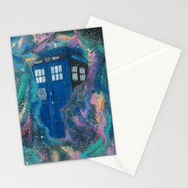 Doctor Who - Tardis Stationery Cards
