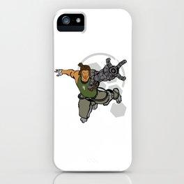 BIONIC ARMMMMM iPhone Case