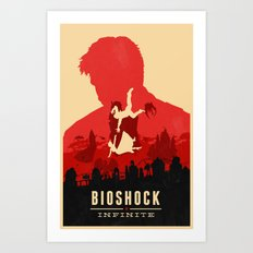 Bioshock Infinite Art Print