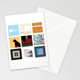 Death Cab For Cutie Stationery Cards