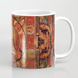 Mandala of Amogapasha Coffee Mug