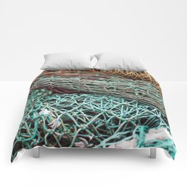 FISHING NET Comforters