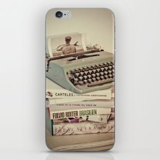 Something French iPhone & iPod Skin