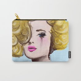 The Blonde Carry-All Pouch