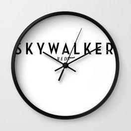Fallwalker Wall Clock