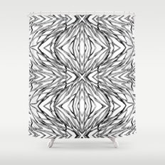 Panel Shower Curtain
