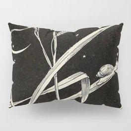 Night Snail Pillow Sham