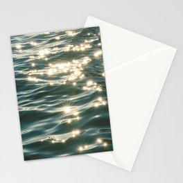 Ocean Sparkle Stationery Cards