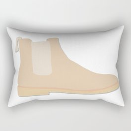 Chelsea Boots Common Projects Neutral Rectangular Pillow