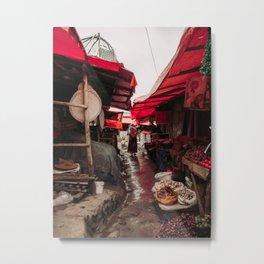 Merkato, Ethiopia Metal Print