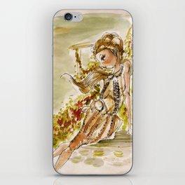 Mon Jardin-(Bora Aksu) iPhone Skin