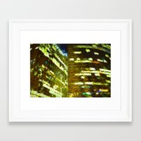 architect Framed Art Prints featuring Architect by Joel Olives