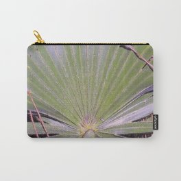 Saw Palmetto Abstract Carry-All Pouch