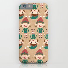 Day 17/25 Advent - Santa's Slaves I Slim Case iPhone 6s