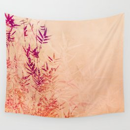 BAMBOO PART V Wall Tapestry
