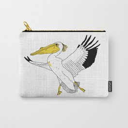 Petra the Pelican Carry-All Pouch